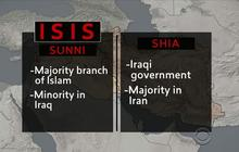 ISIS capitalizes on Iraq's sectarian divide