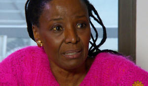 B. Smith and her diagnosis of Alzheimer's