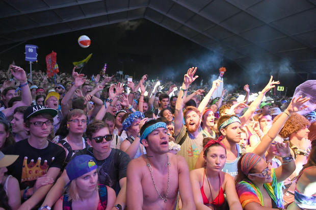 Scenes from Bonnaroo 2014