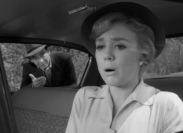 The Hitch Hiker The 10 Greatest Twilight Zone Episodes