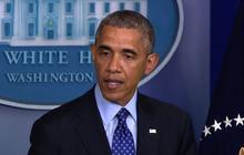 """Obama: Iraq's leaders must have """"inclusive agenda"""""""