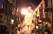 Sneak peek: Harry Potter's Diagon Alley