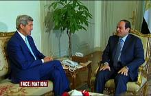 In Egypt, John Kerry begins diplomatic push to stabilize Iraq