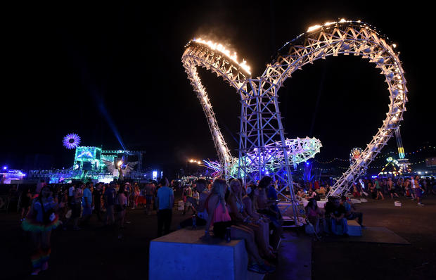 Electric Daisy Carnival 2014