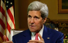 Secretary Kerry on U.S. approach to airstrikes in Iraq