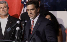 Defeated challenger Chris McDaniel still defiant