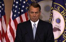 John Boehner announces plans to sue Obama