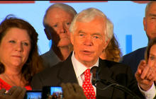 Thad Cochran thanks supporters after hard-fought primary win