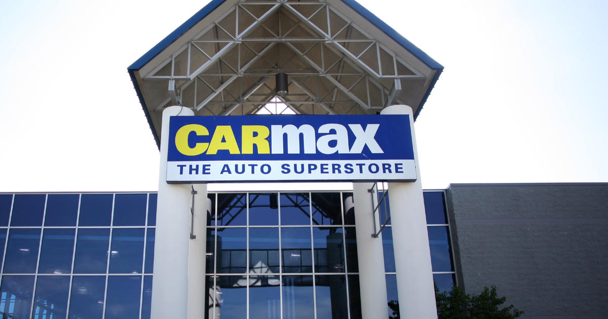 Carmax Accused Of Selling Unsafe Vehicles Cbs News