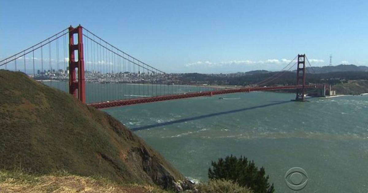 Suicide Barrier Approved For Golden Gate Bridge Cbs News