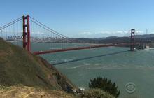 Suicide barrier approved for Golden Gate Bridge