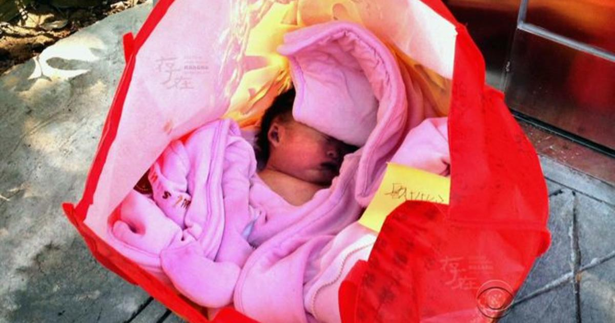 China S Controversial Quot Baby Hatches Quot Cbs News