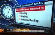 Inbox overload: 182 billion emails sent daily worldwide