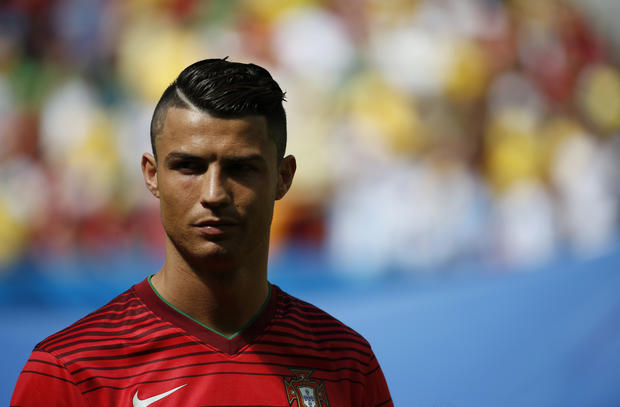 Cristiano Ronaldo Hairstyles Of The World Cup Pictures