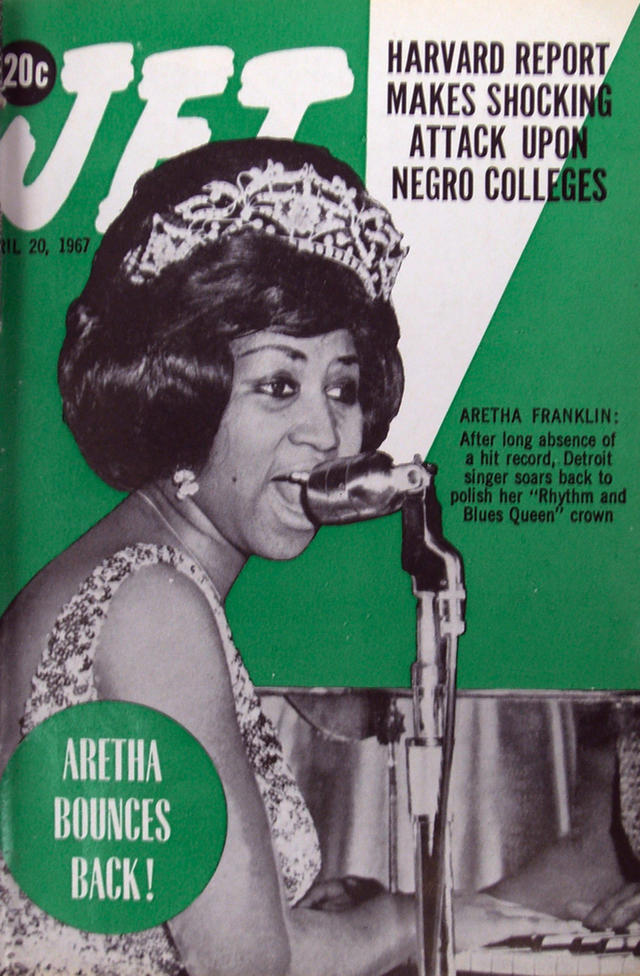 1967 - Jet magazine's most iconic covers - Pictures - CBS News