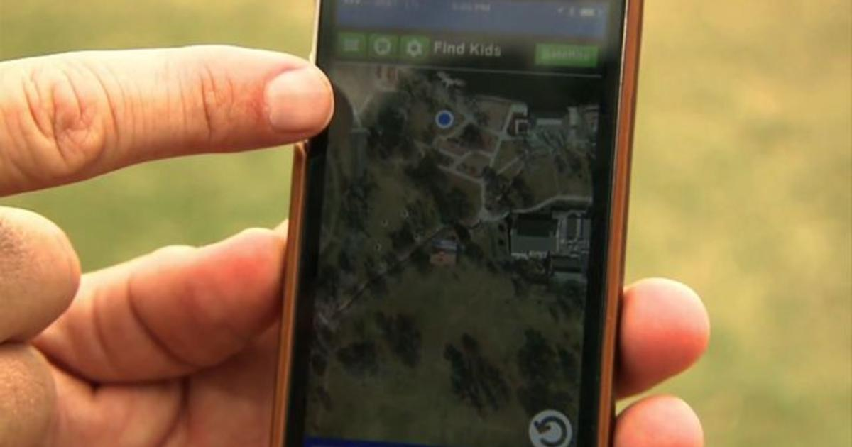 Wearable Gps Tracking For Children To Ease Parents Minds Cbs News