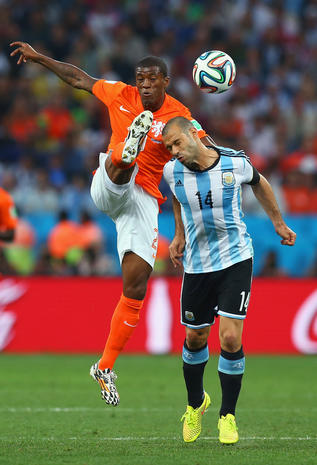 World Cup: Argentina vs. Netherlands