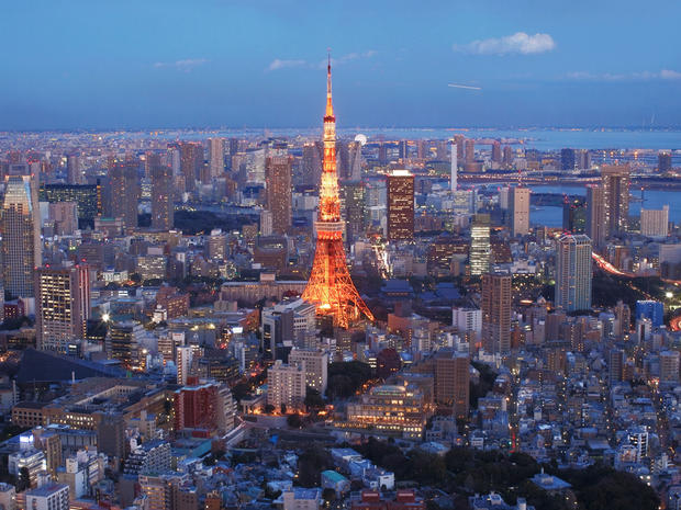 Costliest cities for expats