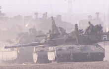 Death toll mounts as Israel hammers Gaza