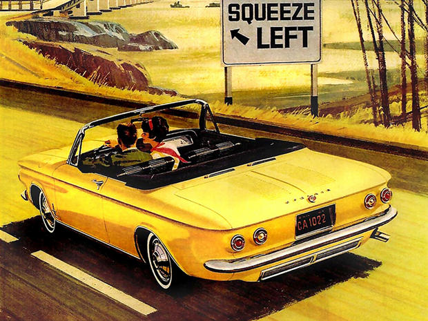 The allure of the convertible