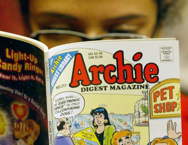 Archie's shocking demise