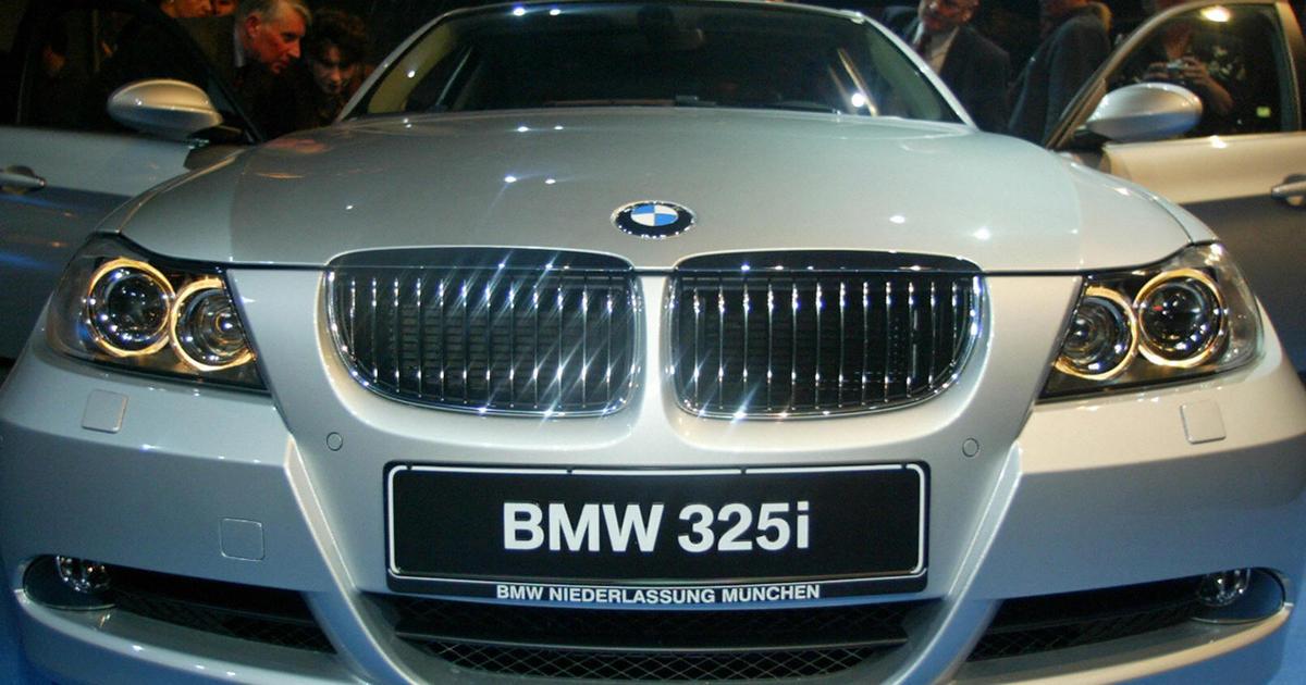 Takata Airbag Recall Bmw >> Takata Recall 1 4 Million Bmw 3 Series Cars Recalled Over