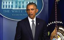 "Obama: Russia has ""continued to violate"" Ukraine's sovereignty"
