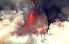 Wildfires ravage Washington state