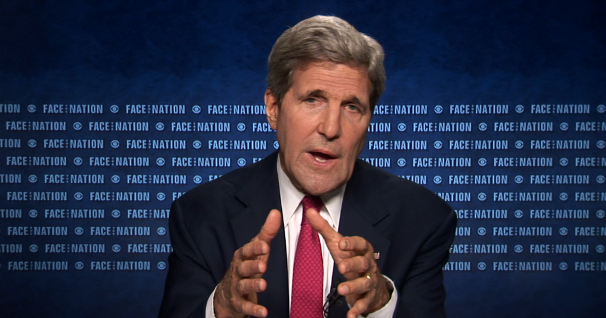 "John Kerry: ""Enormous amount of evidence"" Russia involved in MH17 crash"
