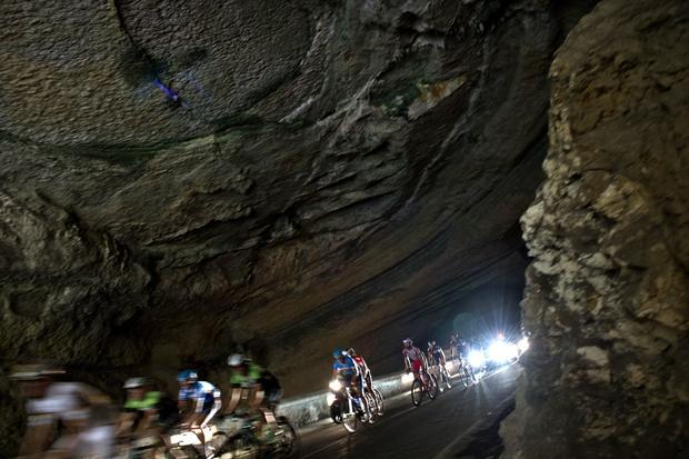 Tour de France scenery