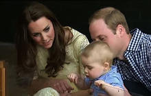 Happy first birthday, Prince George