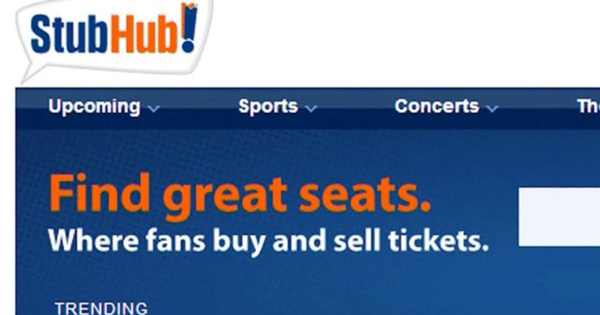 StubHub hacked by cyber thieves