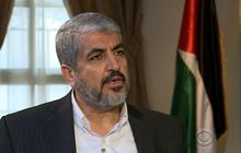 """Hamas leader: """"We fight the occupiers"""""""