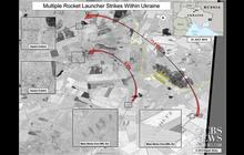 US: Photos show Russia fired into Ukraine