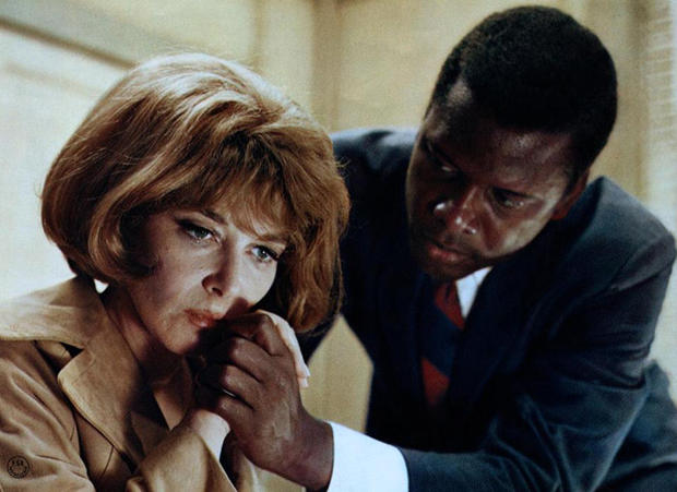 Sidney Poitier >> Life Beyond the Blacklist - Lee Grant - Pictures - CBS News
