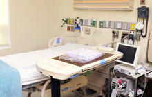 Hospital preps for first Ebola patients in U.S.