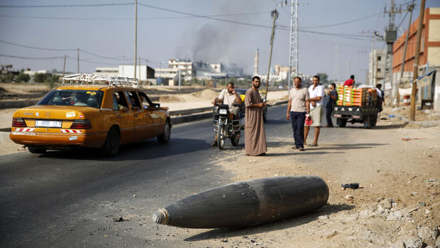 Fighting in Gaza continues