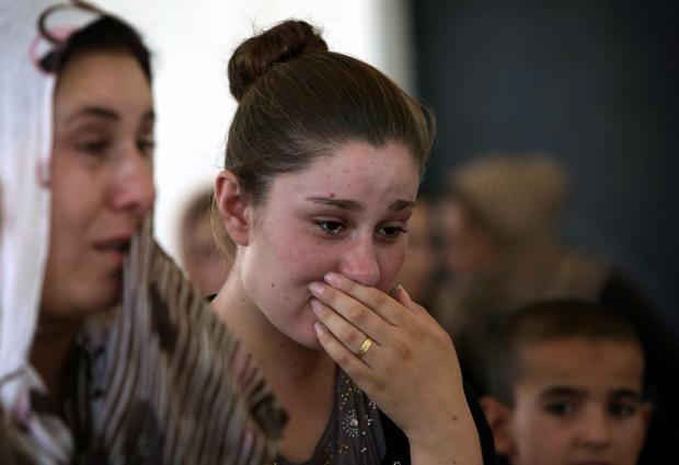 The plight of Iraq's Yazidis