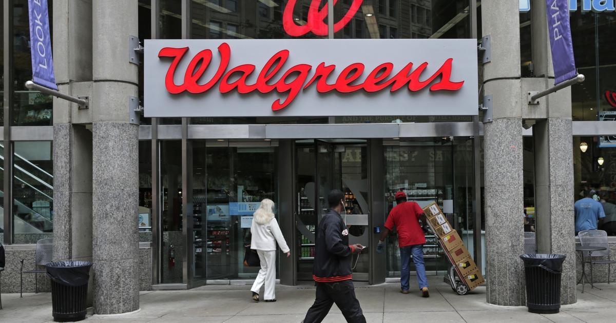 Walgreens gets sued for generic-drug overcharges - CBS News