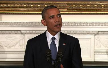 Obama authorizes targeted airstrikes in Iraq