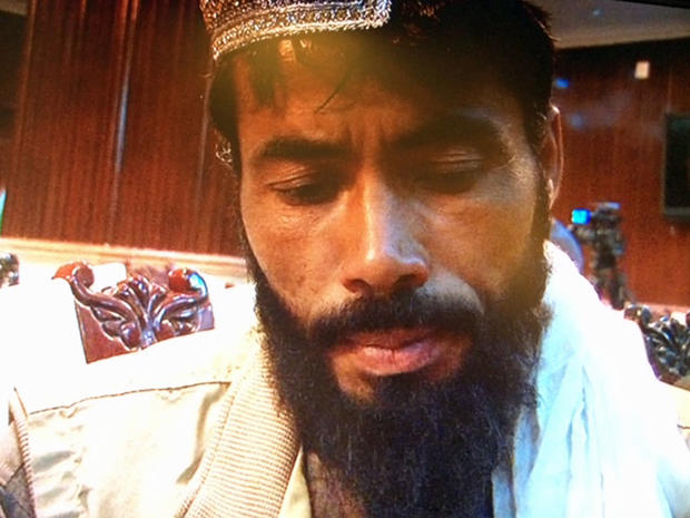 Naimatullah, who was detained by U.S. forces along with three of his brothers in eastern Afghanistan's Wardak province, speaks to CBS News
