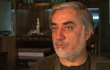 Abdullah Abdullah on U.S. role, Afghans' future