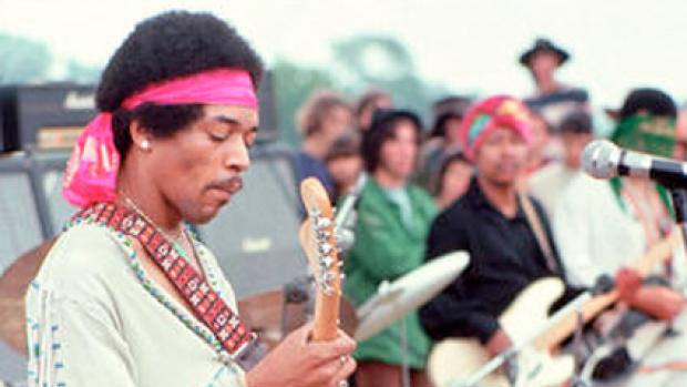 Woodstock's artists 45 years later