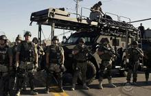 Local police departments armed with military-style equipment