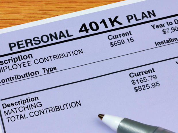 The dangers of borrowing against your 401(k)