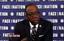 """NAACP president slams """"character assassination"""" of Michael Brown"""