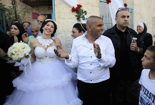 Israeli-Palestinian Wedding