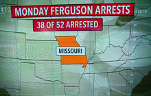 Most arrested in Ferguson are locals, records show