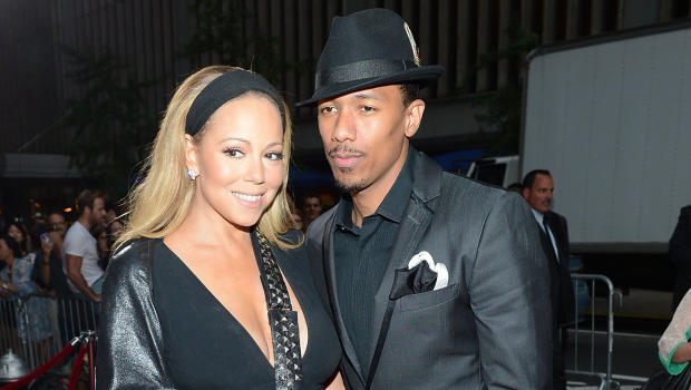 Nick cannon dating mariah carey look alike