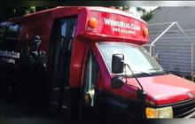 Weed Bus offers marijuana users a mobile place to smoke
